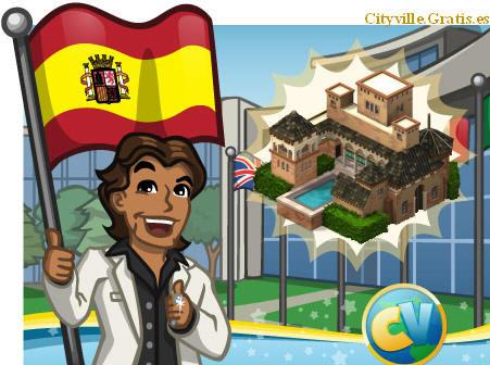 mision España cityville