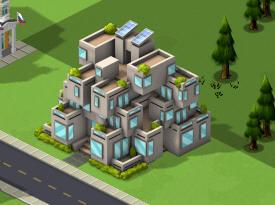 Modulos cubicos cityville