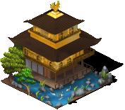 Palacio dorado cityville